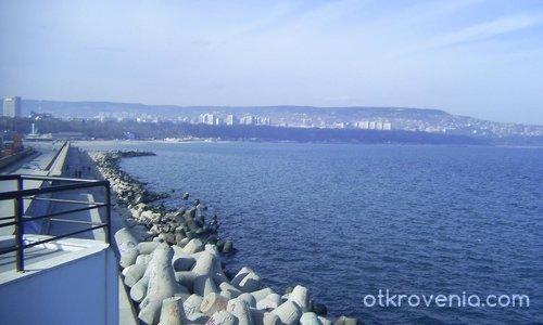 Варна-южен плаж
