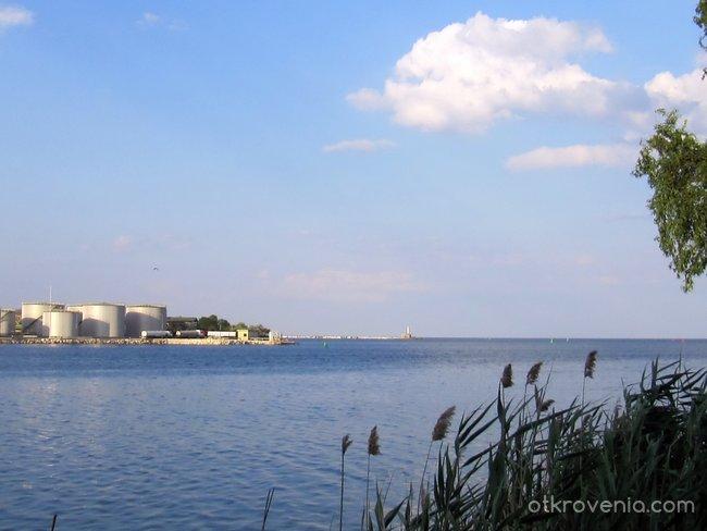 Варна, Канала