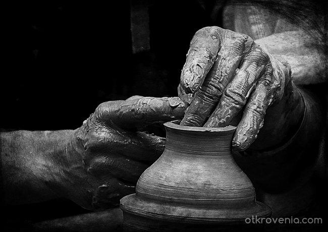 Ръцете, които помнят...