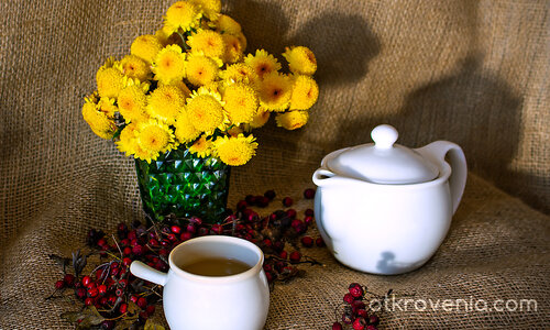 Чай от есен