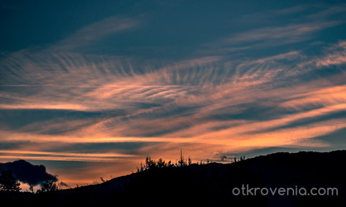 Две утринни небета - 1