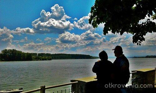 Някъде по Дунава