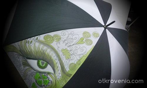 Ах, това зелено око ;)