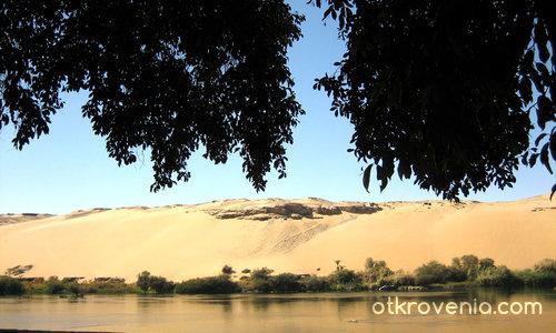 Нубийската пустиня