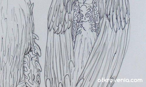 Ангели на смъртта