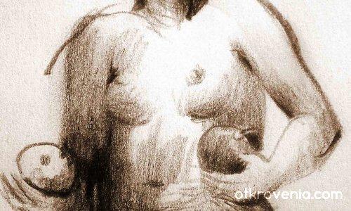 Ева в сепия
