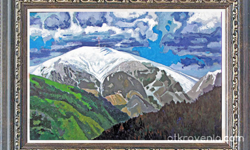 Планината 511 – Ботев връх