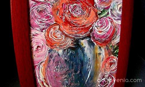 Вълшебство от рози