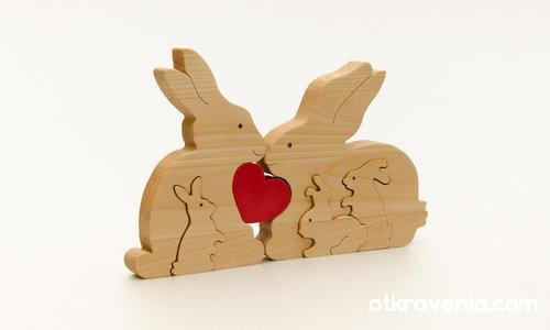 Семейство зайчета 3