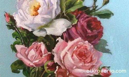 Розите са за поети!