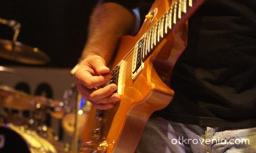Когато китарата плаче!