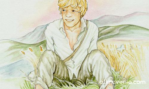 Лято, от лятната приказка -   Средноградски приказки